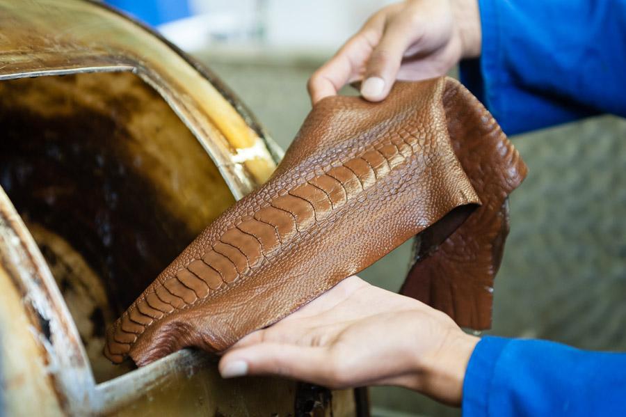 20151006 - KKI Leather Marketing - 57 Oudtshoorn Tannery